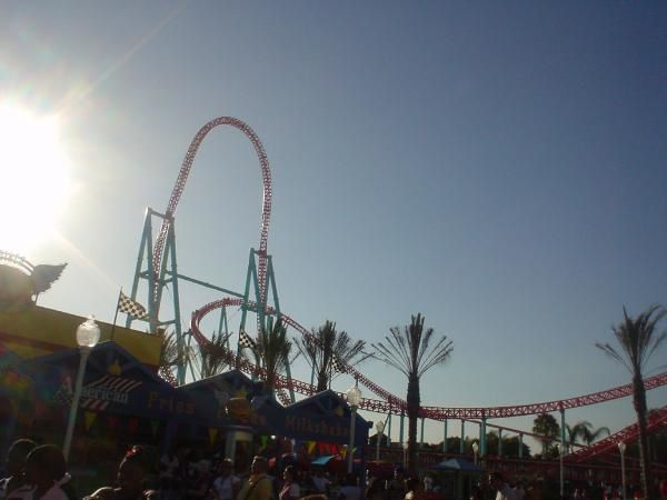 parc attraction los angeles