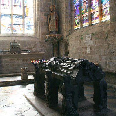 Saint Ronan à Locronan