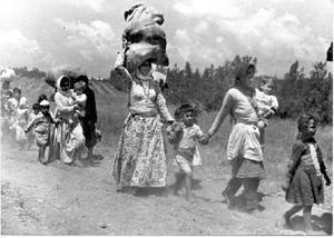 1948 : l'Exode
