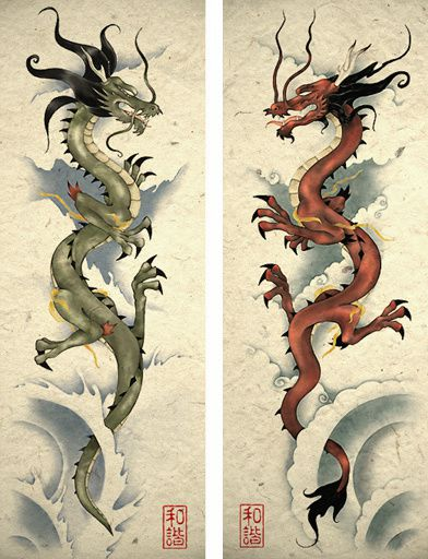 dragon-scroll-set-1