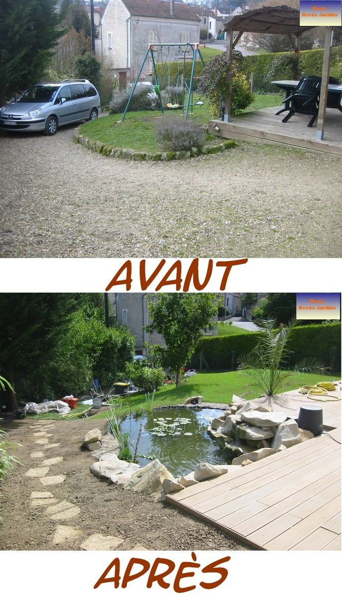 amenagements – creations - projets - JARDIN Paysagiste ...