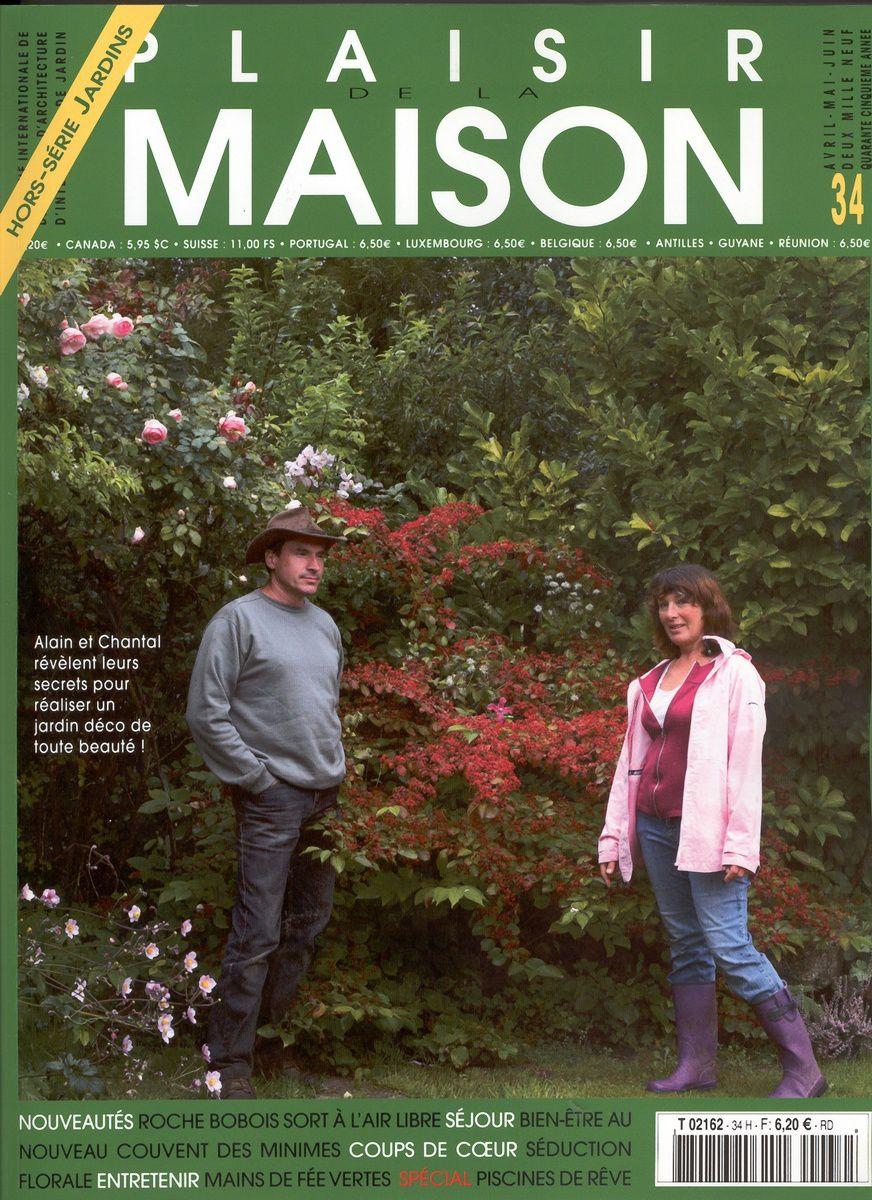Plaisir De La Maison Magazine