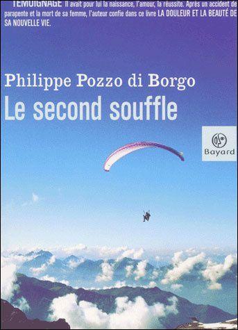Le Second Souffle, Philippe Pozzo di Borgo, sept 2001, paro