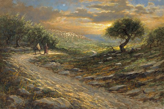 Road-to-Bethlehem-by-Jon-McNaughton.jpg
