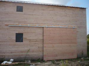 Porte Coulissante Garage Enfin Le Blog De Etienne Et Lila