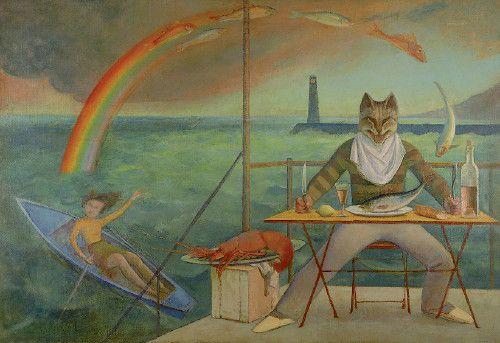 Le Chat de la Méditerranée (1949)
