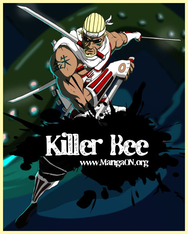 Killer bee naruto tattoo - photo#1