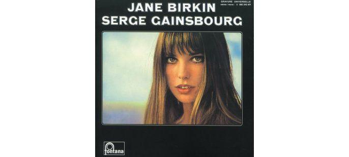 jane Birkin Serge Gainsbourg meilleur album