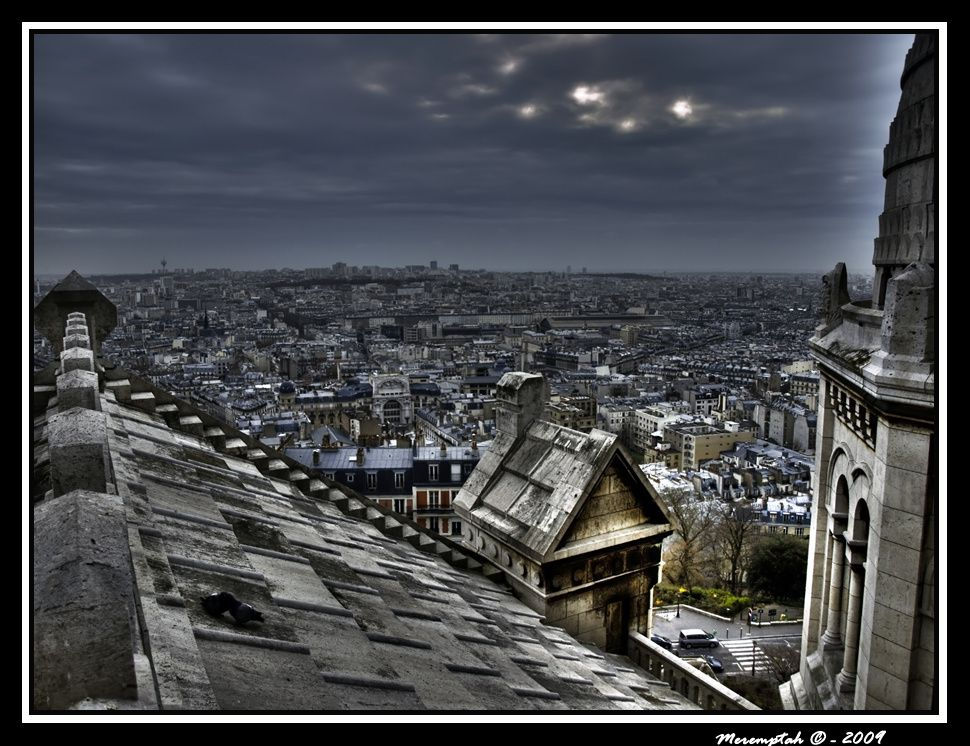 Album - Sombre Paris