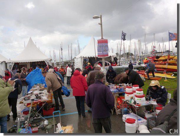 Bretagne et tourisme le salon du mille sabords au crouesty le blog de talant - Salon nautique du crouesty ...