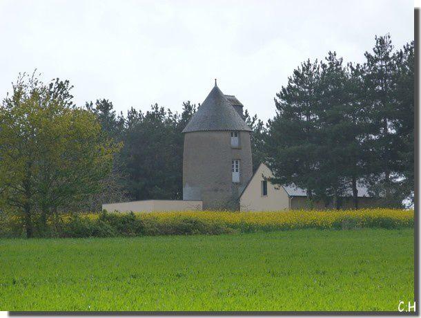 Moulin de la Perrais Bain de Bretagne Avril 2012