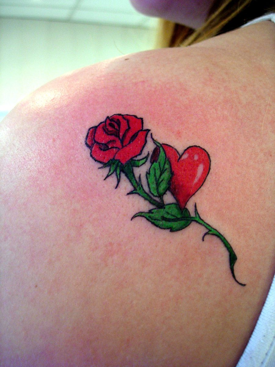 Body Station Tatouage Rose Le Blog De Body Station
