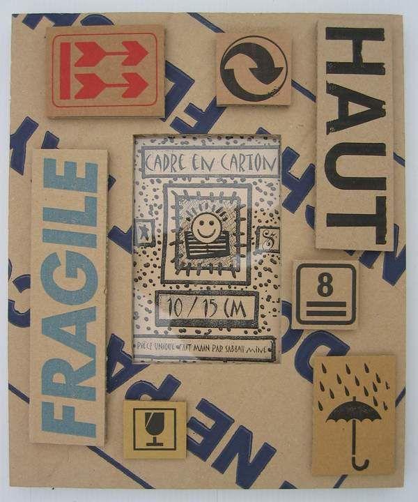 album objets en carton le blog de sabbah mine. Black Bedroom Furniture Sets. Home Design Ideas