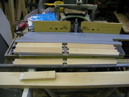fabrication lit mezzanine