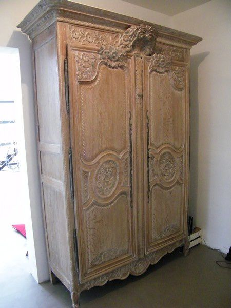 armoire normande c rus e en ch ne relooking assur. Black Bedroom Furniture Sets. Home Design Ideas