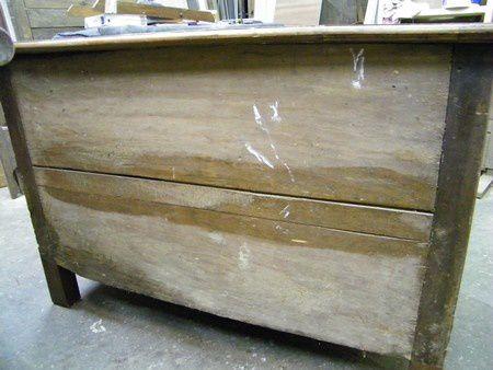 arriere meuble ancien