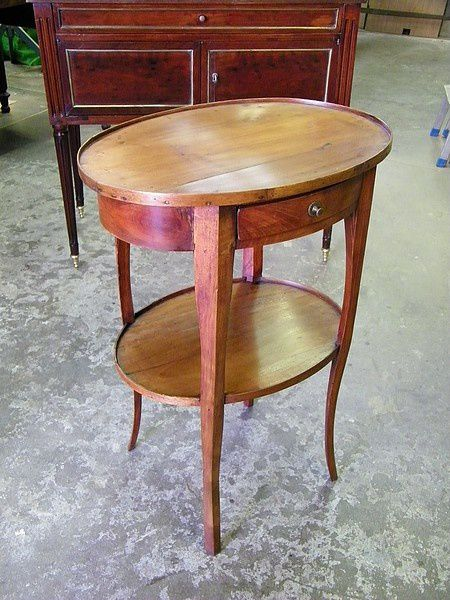 petite table d appoint ancienne