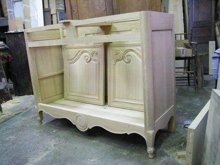 fabrication mobilier bibliotheque atelier de l 39 b niste c cognard eure restaurateur. Black Bedroom Furniture Sets. Home Design Ideas