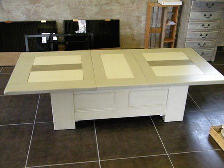 Table Basse Repeinte Excellent P With Table Basse Repeinte Comment Faire Une Peinture Craquele