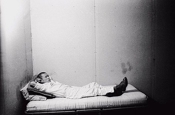 Hsieh Tehching 1978-79 One Year Performance