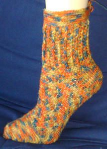 Häkelsocken Made By Kgb