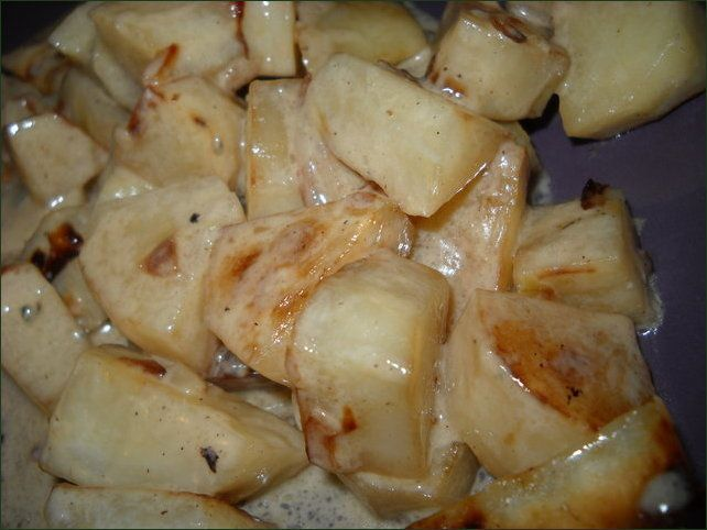 Patate douce et christophine sauce coco bleu v g carib - Recette patate douce blanche ...