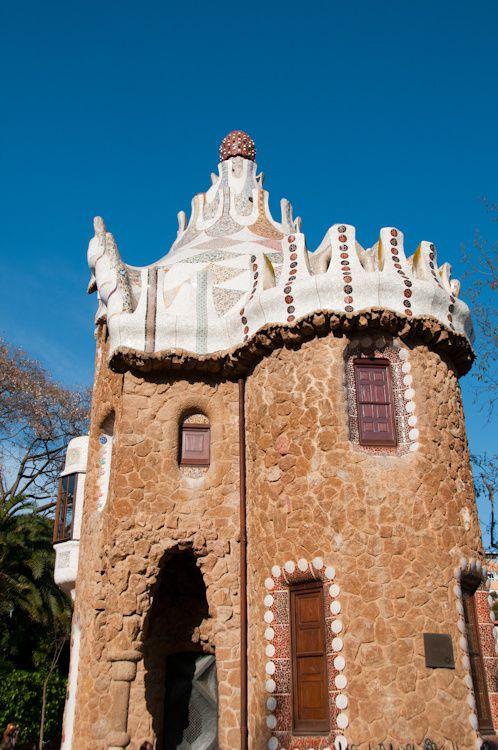 Sur les traces de Gaudi : le parc Güell