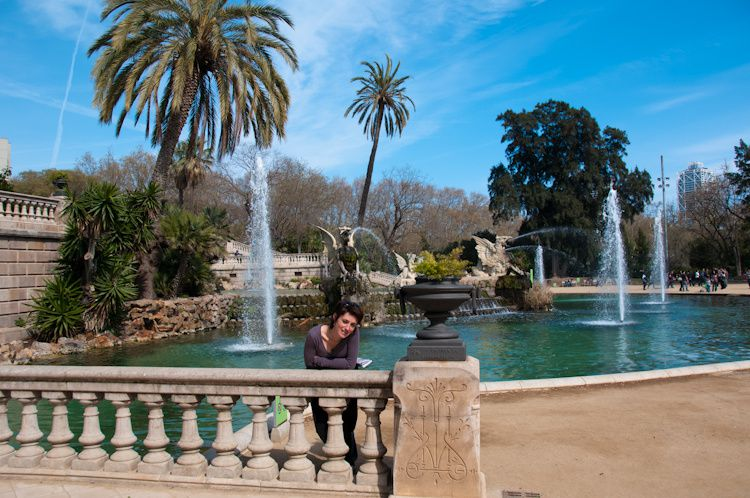Barcelone La rambla, la boqueria, le barri gotic, Barceloneta et le parc de Ciutadella