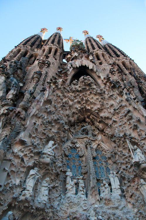 Barcelone - Sur les traces de Gaudi : la Sagrada Familia