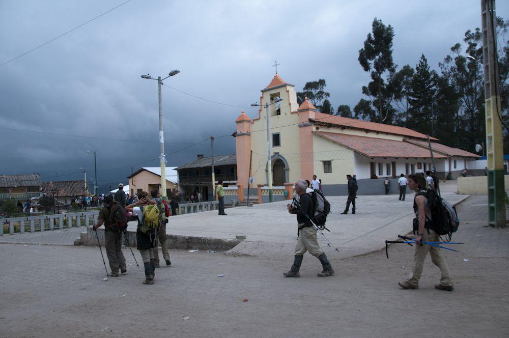 Album - Equateur de Quilotoa à Insilivi