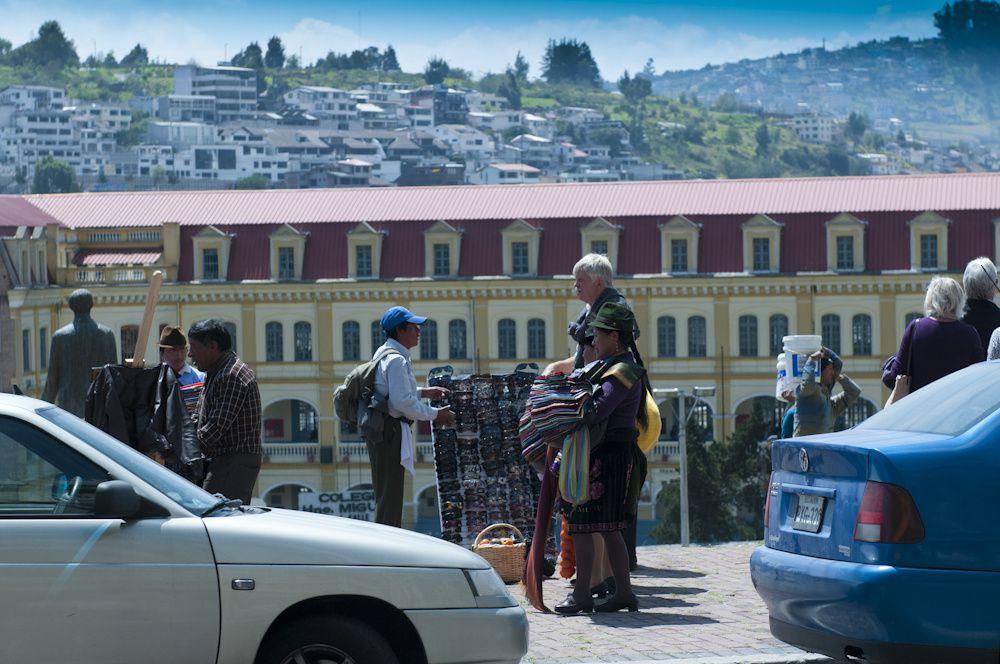 Album Photos - Equateur Quito
