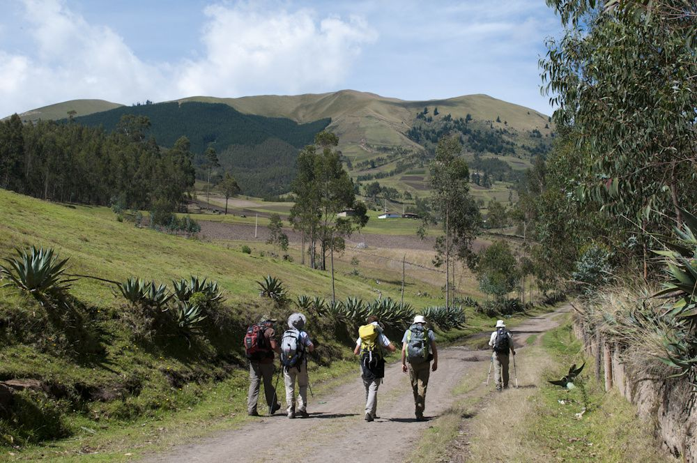 Album Photos - Equateur - Acclimatation