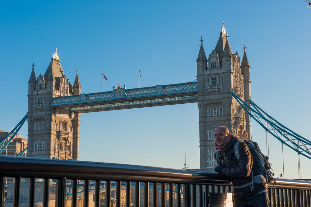 Escapade à Londres décembre 2012