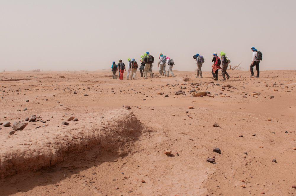 Album - Maroc - trek désert de zagora