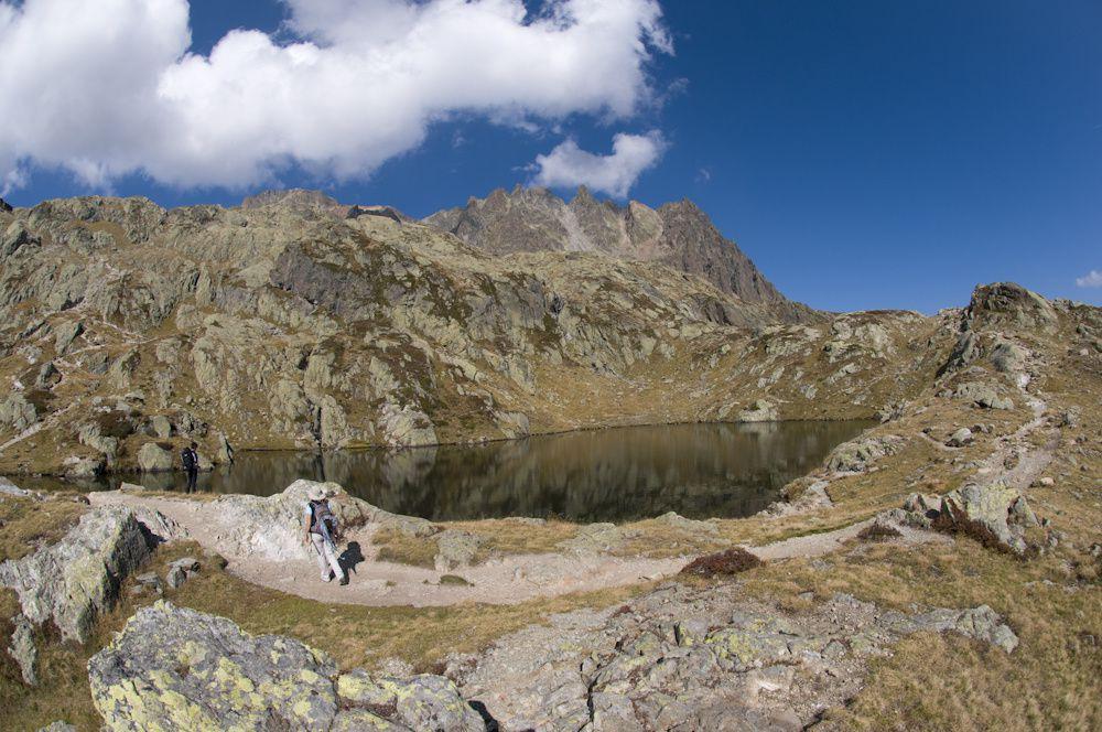 Du col des Montets au lac Blanc