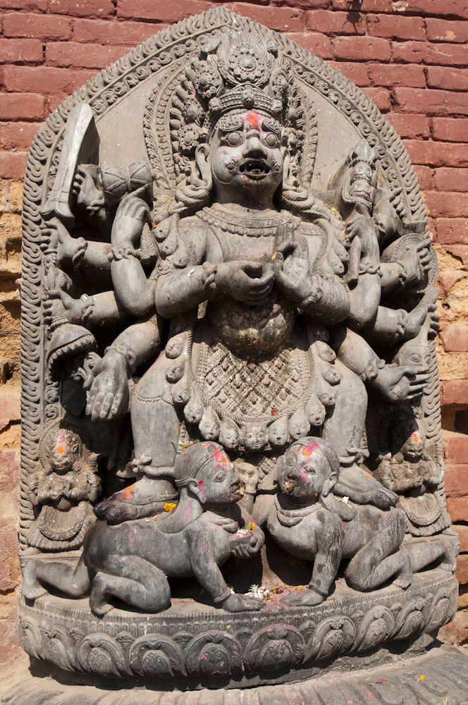Népal Hindouisme