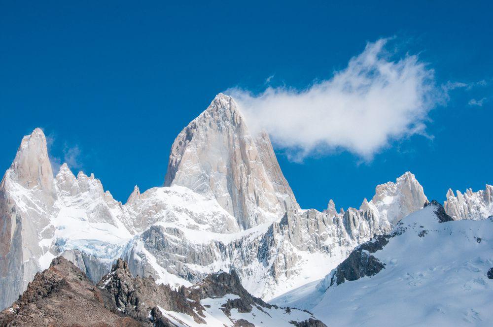El Chaltèn, la montagne qui fume (Fitz Roy)