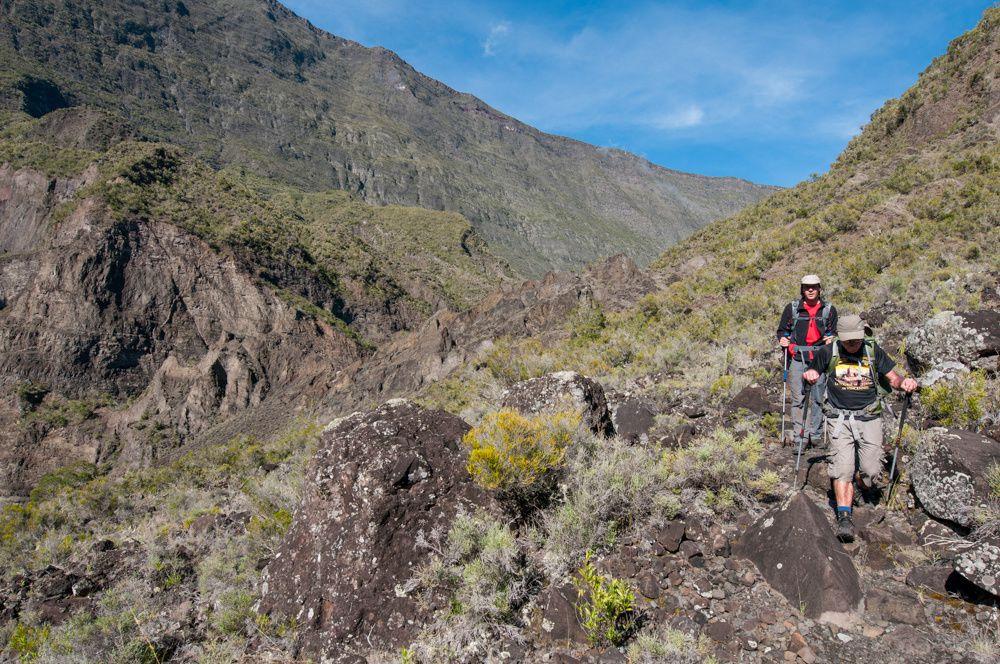 Ile de la Réunion GR R2 Marla  cilaos