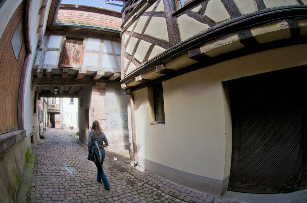 Riquewhir La perle de l'Alsace
