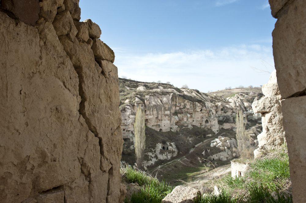 Cappdoce Vallée de Gomede