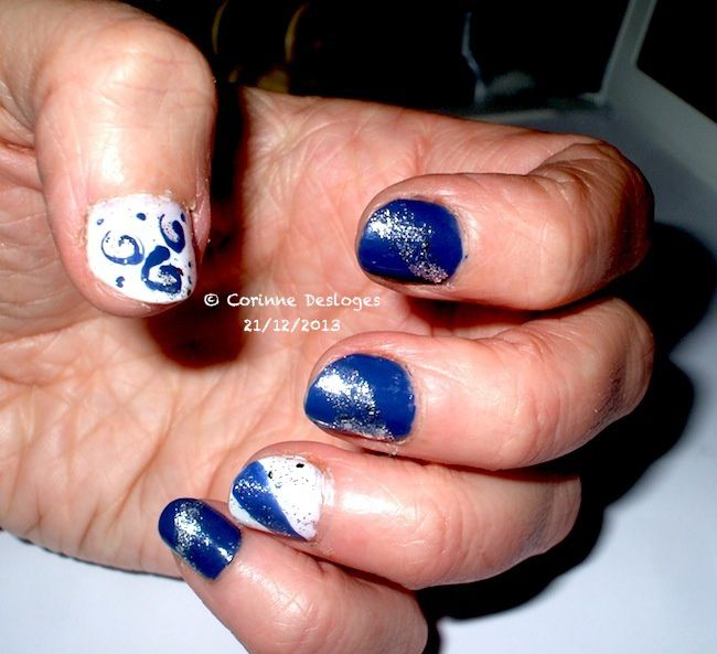 nailArt feerie hivernale2