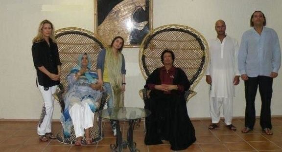 Famille Kadhafi