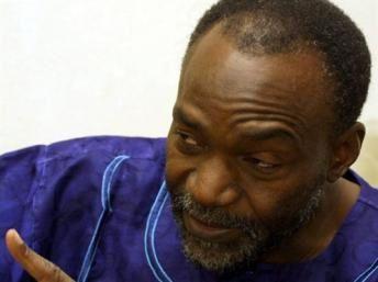 Saleh Kebzabo - photo RFI