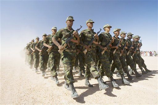 Armée-Maroc