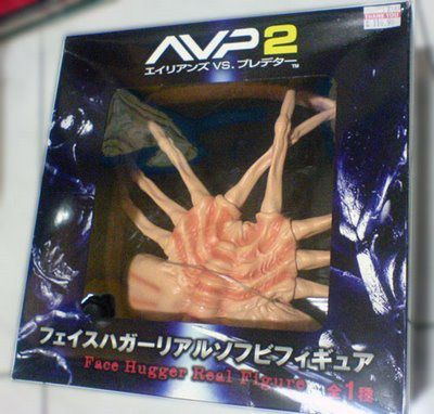 AVP2Face-HuggerrealFigure-0