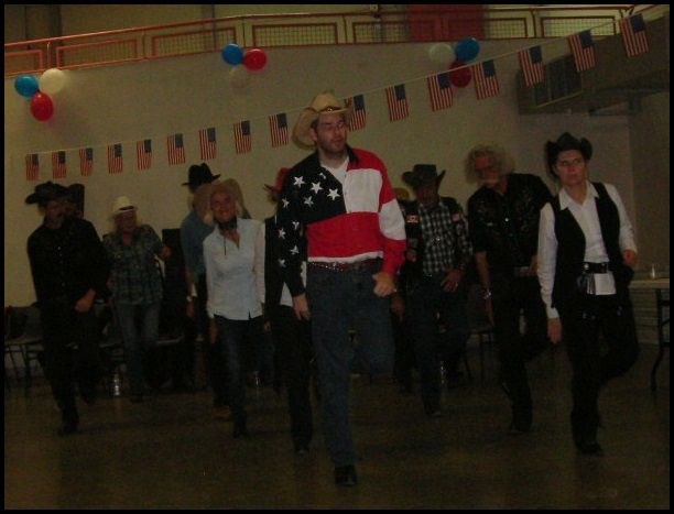 Stage Bal Concert : Alan Carter &amp&#x3B; Western Partners 2012