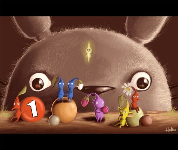 Fan Art Pikmin
