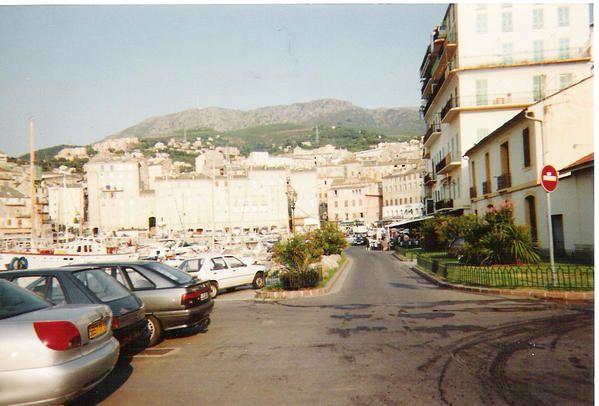 Bastia corse perle de la mediterranee - Vieux port bastia ...