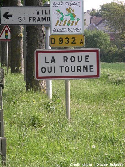 La Roue-qui-Tourne 60 - Xavier Schmitt GF GF