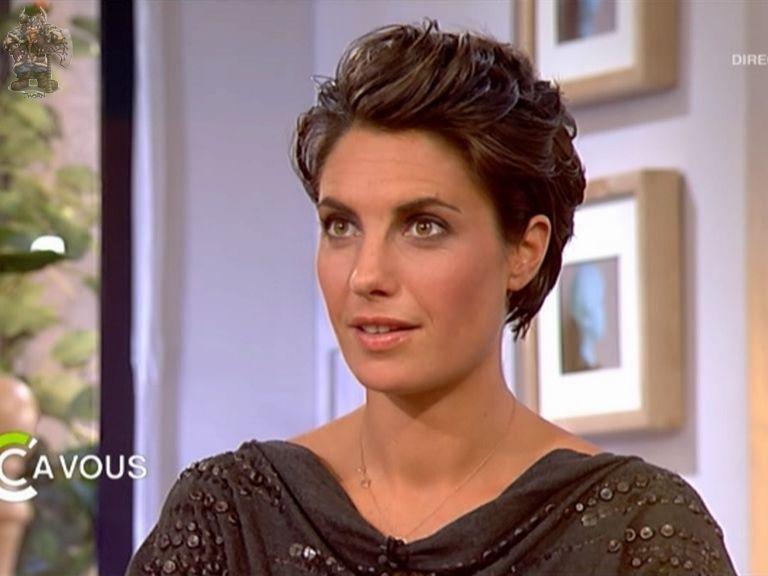 Jeudi 22 octobre alessandra sublet le blog de thorn for Coupe de cheveux julie andrieu